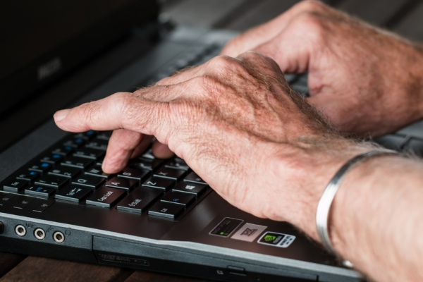 older people and the internet