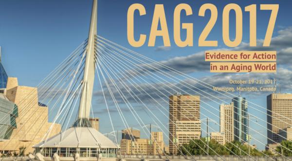 Critical Gerontology, Aging, CAG, Canada